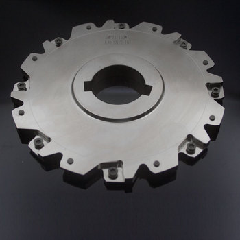 Indexable milling cutter Match insert XSEQ1204 Side and face milling cutter disc PT02.12J40.160.16.H7/SMP01-160X7-K40-SN12-16