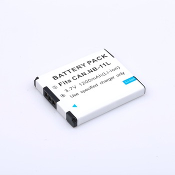 PROBTY 1pcs NB-11L NB 11L Battery + LCD Charger For Canon IXUS 125 155 150 145 140 132 265HS 240HS A3400 A4000 IXUS 275 HS